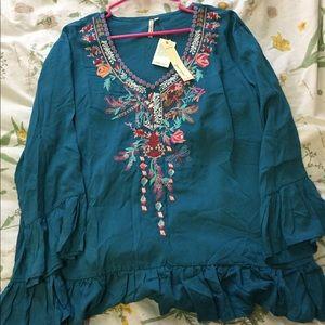 Grande & Greene blouse